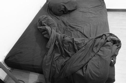 INTERIOR LANDSCAPE 219 (2017), leyla rodriguez, homeless, interior season, supre