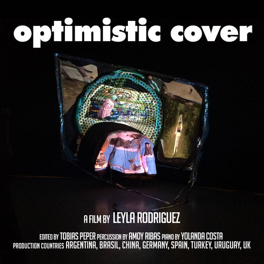 """Optimistic Cover"" @ the 7TH PAPAY GYRO NIGHTS ART FESTIVAL 10-17 FEBRUARY 2017"