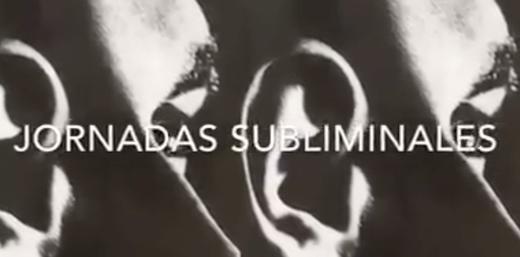 Supreme Presence @ the Jornadas Subliminales III 20:00, Valentín Gómez y Sanchez