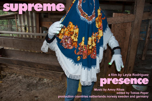 SUPREME PRESENCE @ THE SERIAL BOX PROJECTS screened on the evenings of:  14/15 A