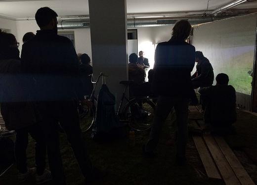 Adnan Softić: Lesung mit Filmscreening Sonntag 11. Oktober um 20:00/ Galerie Gen
