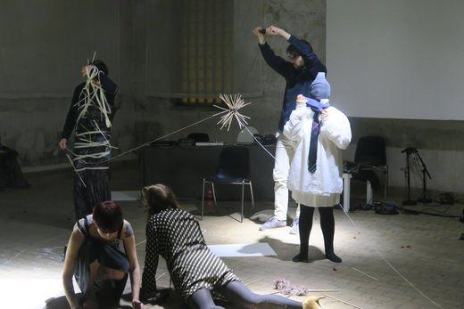 PAB/OPEN SESSION- BIT20 Ensemble  @ PAPAY GYRO NIGHTS ART FESTIVAL — mit Jan-Egi