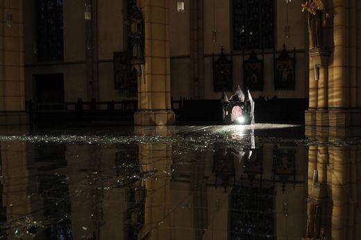 pic elena Getzeh, Titanik Gallery, Turku City Theatre, Fuusiå, Klubi Turku