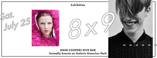 Im Rahmen von NANI COOPER'S DIVE BAR formally know as Galerie Genscher Park - Le