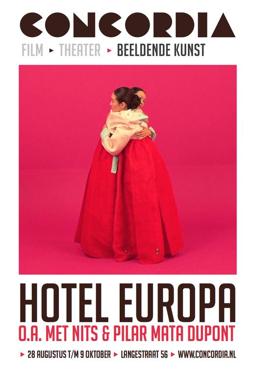 Hotel Europa - OPENINGE xpositie Expositieruimte at the CONCORDIA  Film | Theate