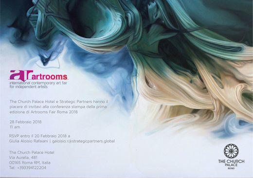 Artrooms Fair Roma 2018
