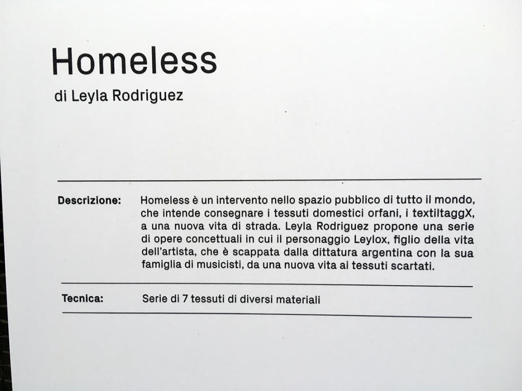 HOMELESS @ the Expanded Festival - LFF2021 2021 Revine Lago/ ITALY