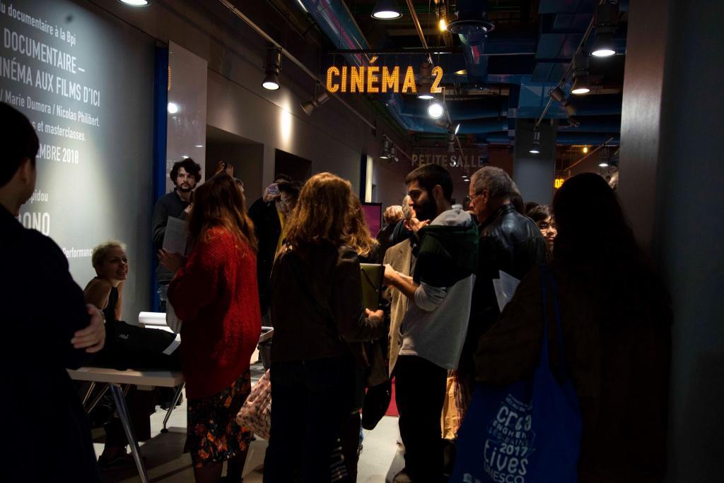 FCDEP - 20ème édition 3-14 oct. 2018 20ème Festival des cinémas différents et expérimentaux de Paris du 03/10/2018 au 14/10/2018