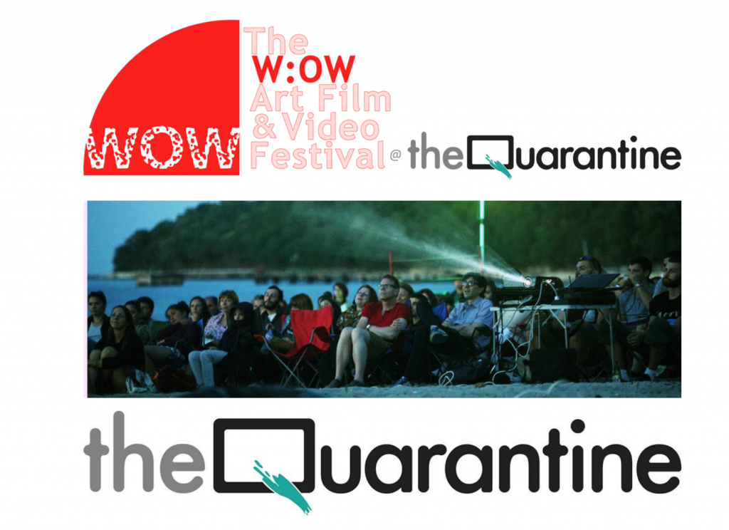 leyla rodriguez the electric fruits, WOW.19 / Bulgaria  artvideoKOELN & The New Museum of Networked Art  are happy to present the WOW event series  @ The Quarantine Film Festival Varna 2018 - 12-14 July 2018