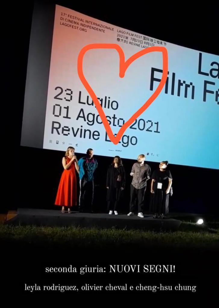 LAGO FILM FEST 2021 NEW SIGNS JURY – LFF2021 Cheng-Hsu Chung/ Leyla Rodriguez/ Olivier Cheval