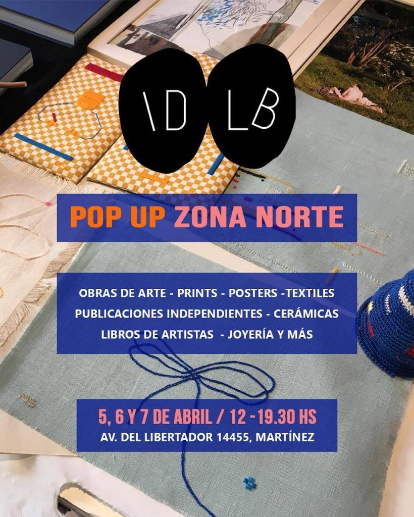 Estaremos participando de este POP UP STORE ID LB Lxs Esperamxs!