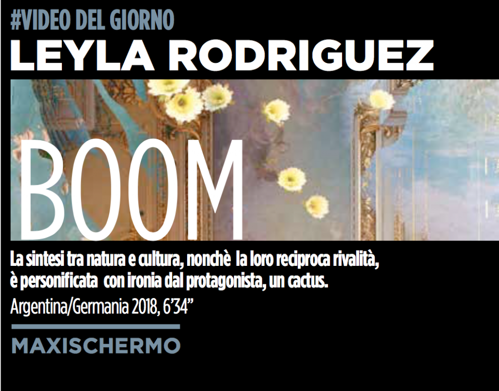 Boom @ the MACRO ASILO MACRO ASILO Museum of Contemporary Art of Rome, 26 Novembre 2019, Rome/ ITALY
