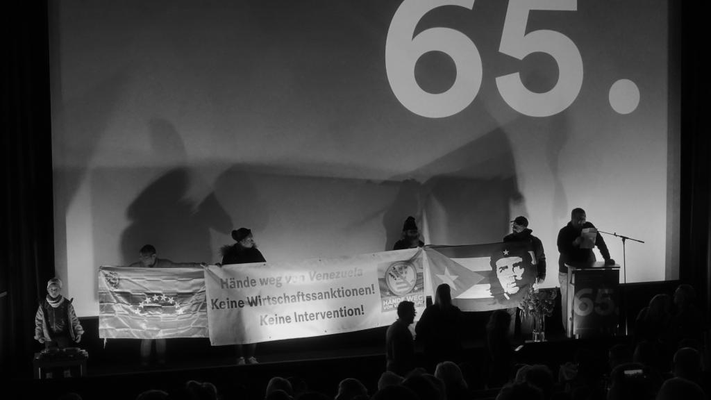 THANK YOU INTERNATIONAL FILMFEST OBERHAUSEN FOR EVERYTHING