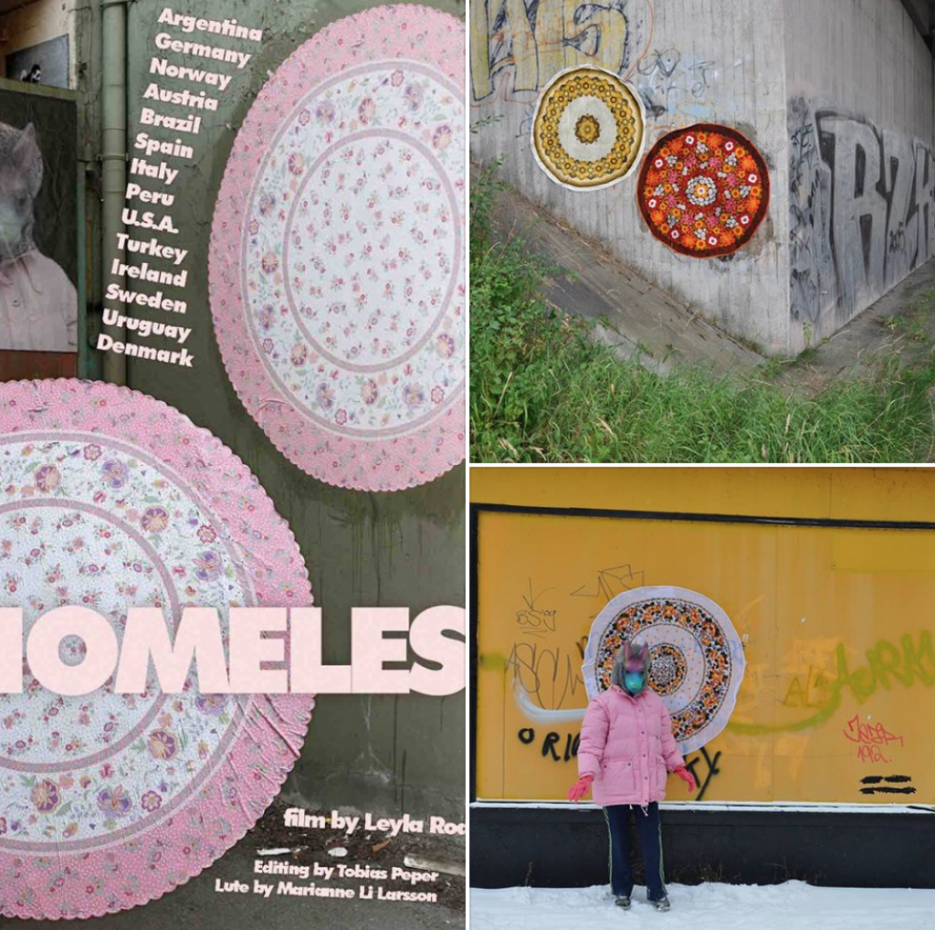 Homeless from Leyla Rodriguez @ Motto Distribution Berlin