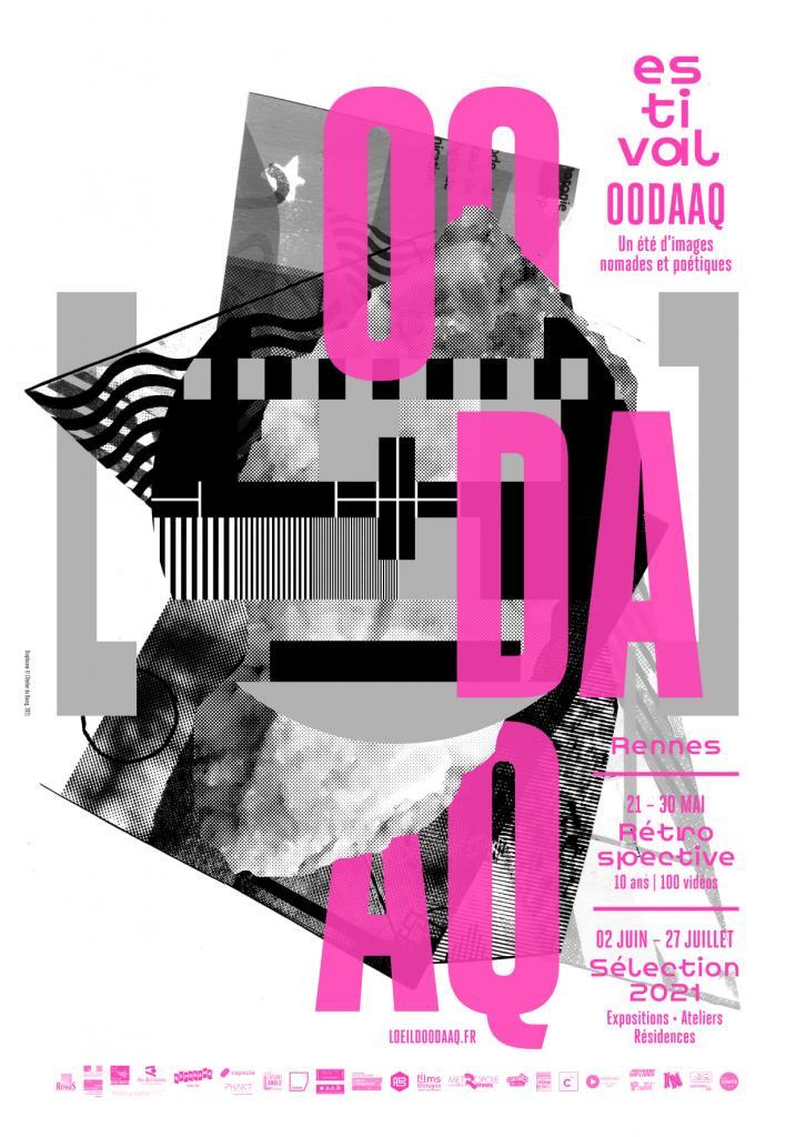 Optimistic Cover @ the L'Estival Oodaaq un été d'images nomades et poétiques at the Programme Quatre Saisons, Rennes/ FRANCE
