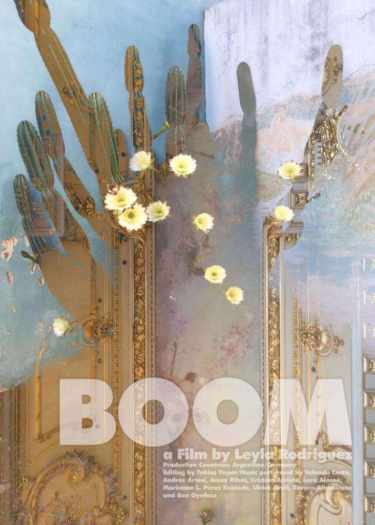 """""""Boom"""" from Leyla Rodriguez @ the The 17th Athens Digital Arts Festival, Athen/ GREECE"""