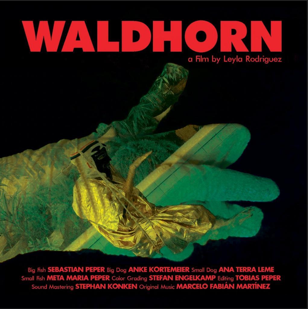"""WALDHORN"" FROM LEYLA RODRIGUEZ @ THE International Short Film Festival Detmold 23.10.21 10PM"