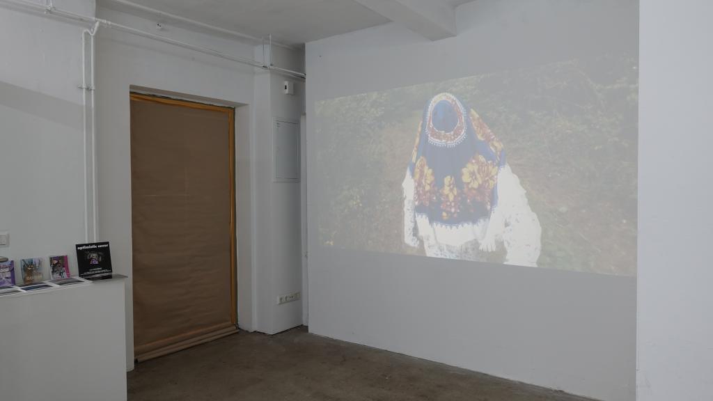 21.08.–30.08.2020 Leyla Rodriguez feat. Sebastian Peper The Diverse Perspective, Galerie Genscher, Hamburg/ GERMANY