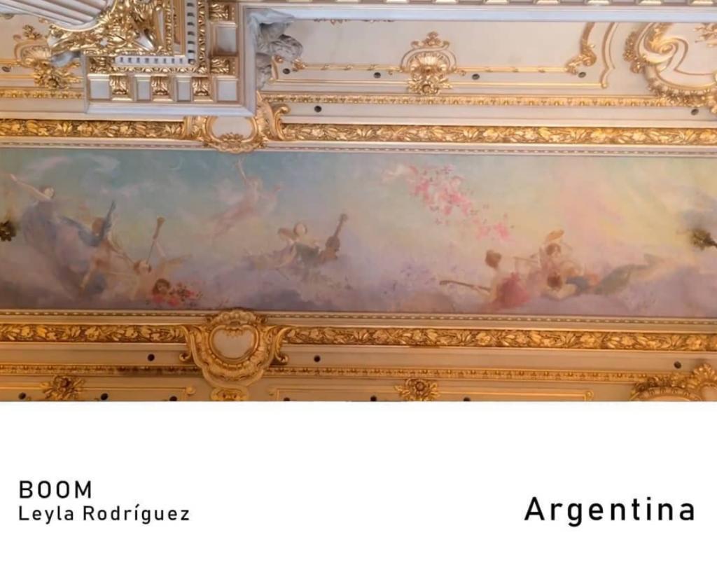 BOOM · Leyla Rodríguez 6:34min | Argentina (2018)
