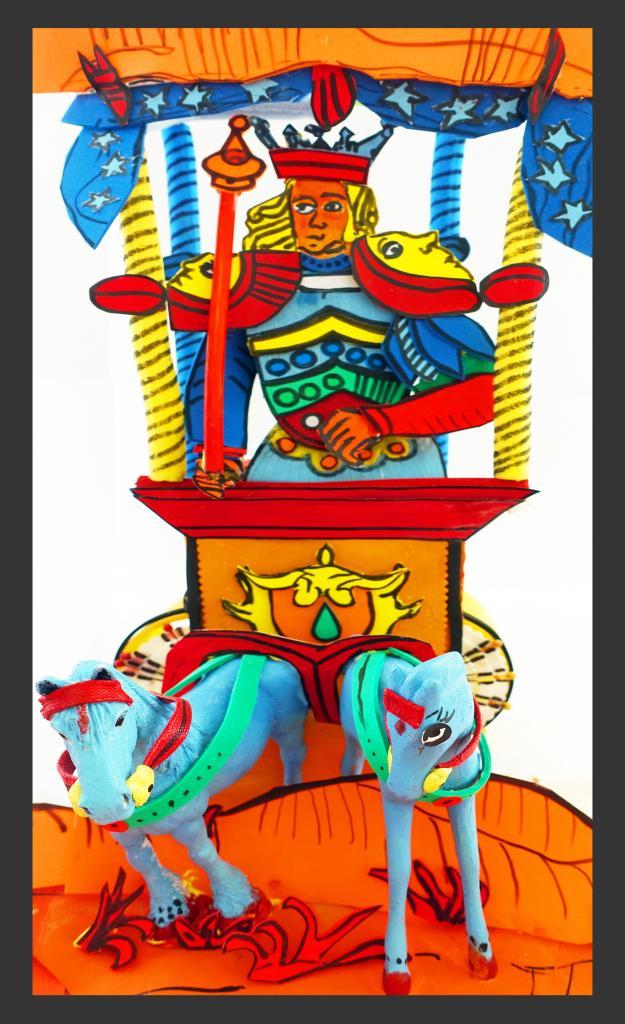 VII EL CARRO, leyla rodriguez, waldhorn, boom, the separation loop, supreme presence