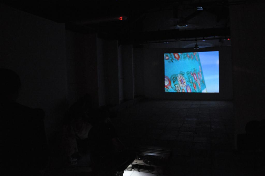 Experimental Film and Video Art programme from PAPAY GYRO NIGHTS 2012 Art Festiv