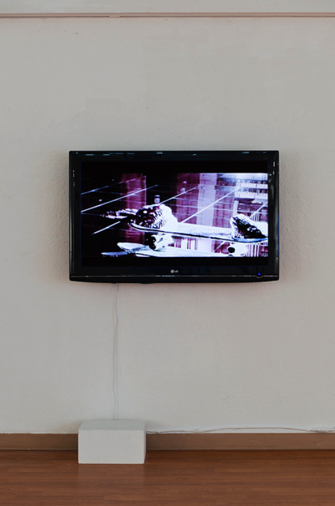 isle of lox the face, exhibition leyla rodriguez, video series work, leylox, lox