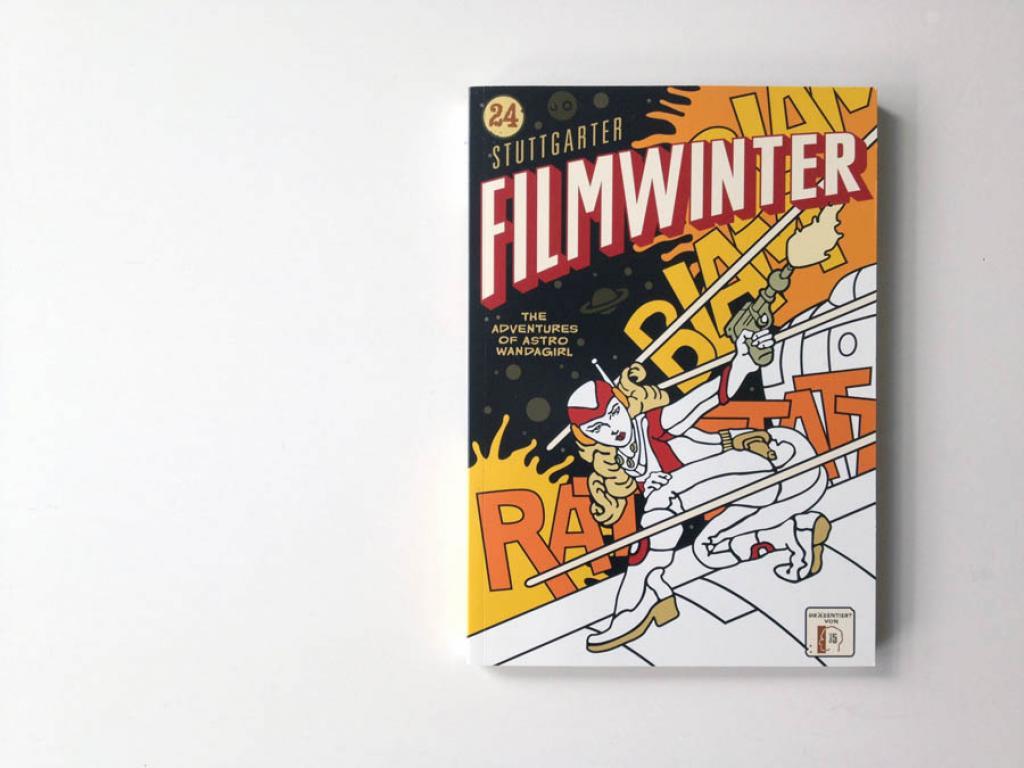 "24. Stuttgarter Filmwinter mit dem Motto ""Soft Friction""/ Katalog"