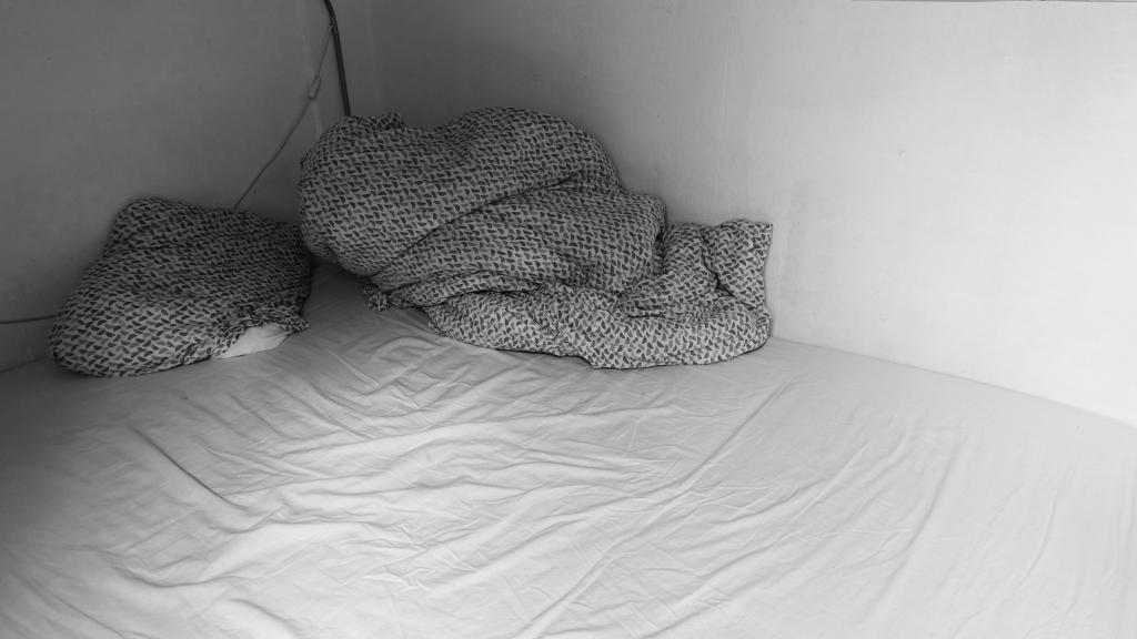 leyla rodriguez, interior landscapes, homeless, the separation loop