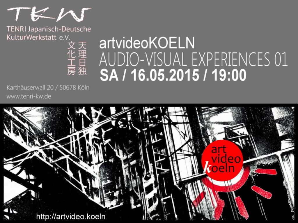 "Isle Of Lox ""The Fruits Electric"" @ the artvideoKOELN – audiovisual experiences"