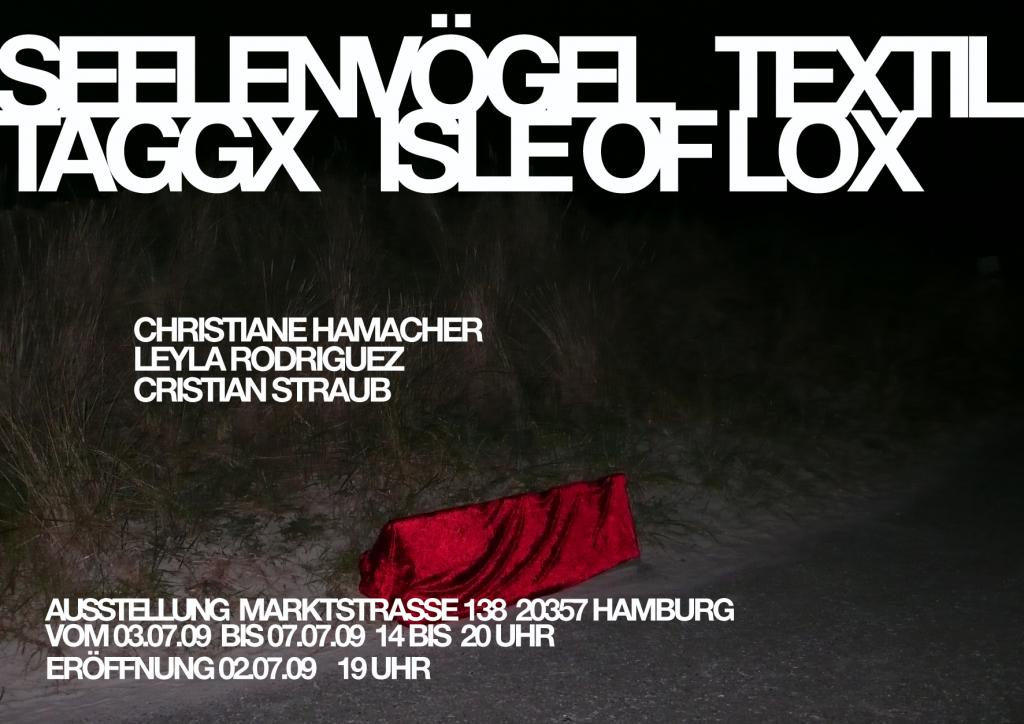 isle of lox, exhibition leyla rodriguez, video series project, http://galerie-ge