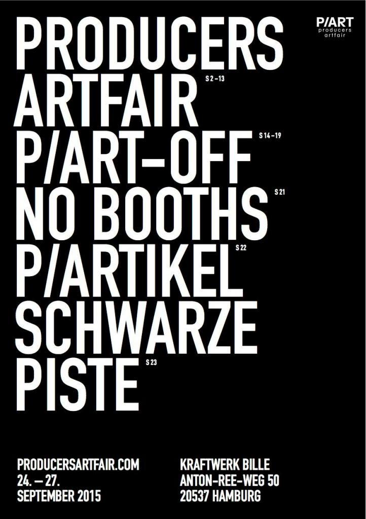 P/ART-OFF Producers Artspaces, leyla rodriguez, galerie genscher