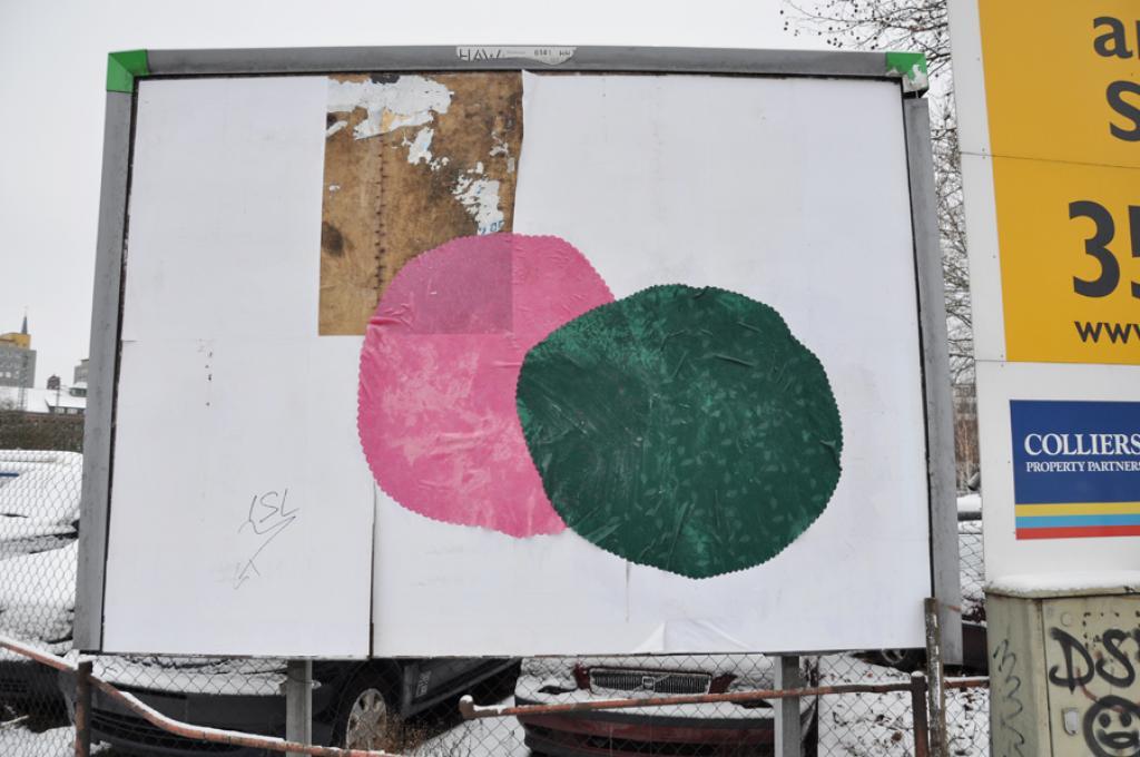 leyla rodriguez, isle of lox the face, textiltaggx, street art, urban art