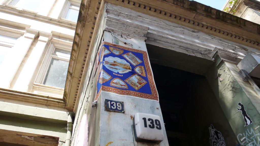 leyla rodriguez, isle of lox, textiltaggx, homeless, leylox, interior landscapes