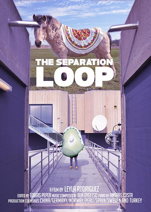 """""""THE SEPARATION LOOP"""" 2015 / FILM BY Leyla Rodriguez"""