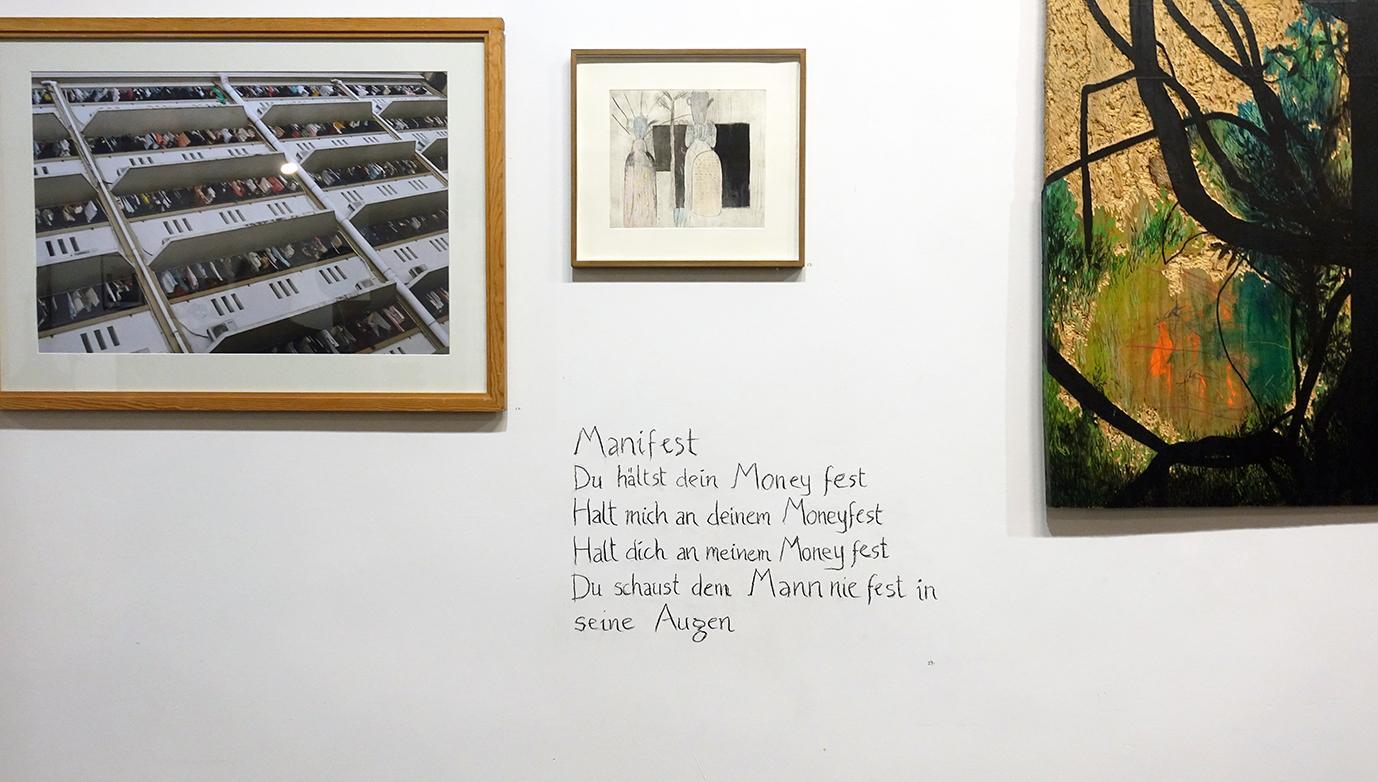 ART OFF HAMBURG   Second Sight   24. Januar bis 2. Februar 2020 Dienstag bis Freitag 16–19 Uhr   Samstag und Sonntag 12–15 Uhr WESTWERK, Hamburg/ GERMANY