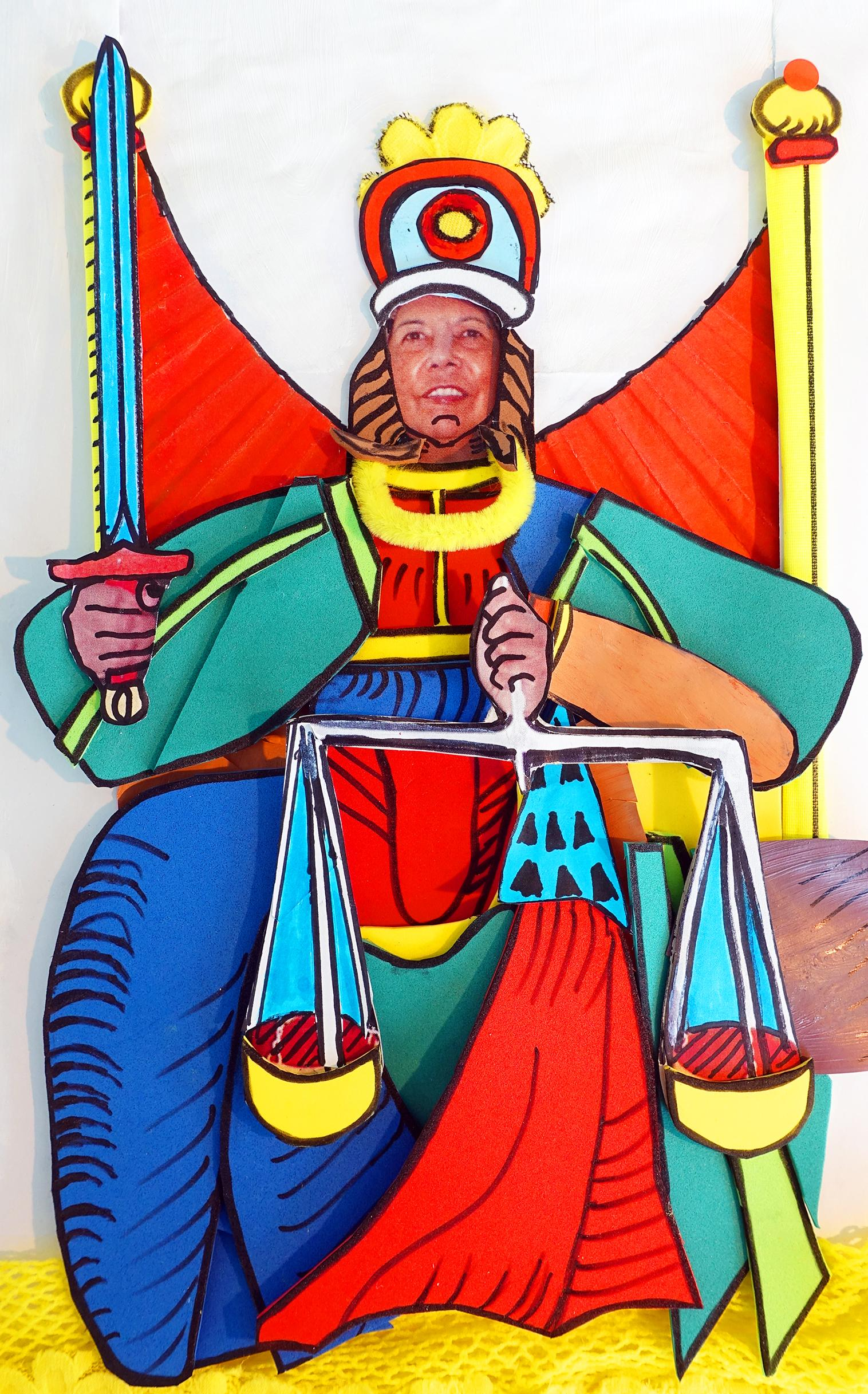 VIII LA JUSTICIA, leyla rodriguez, waldhorn, boom, the separation loop, supreme presence