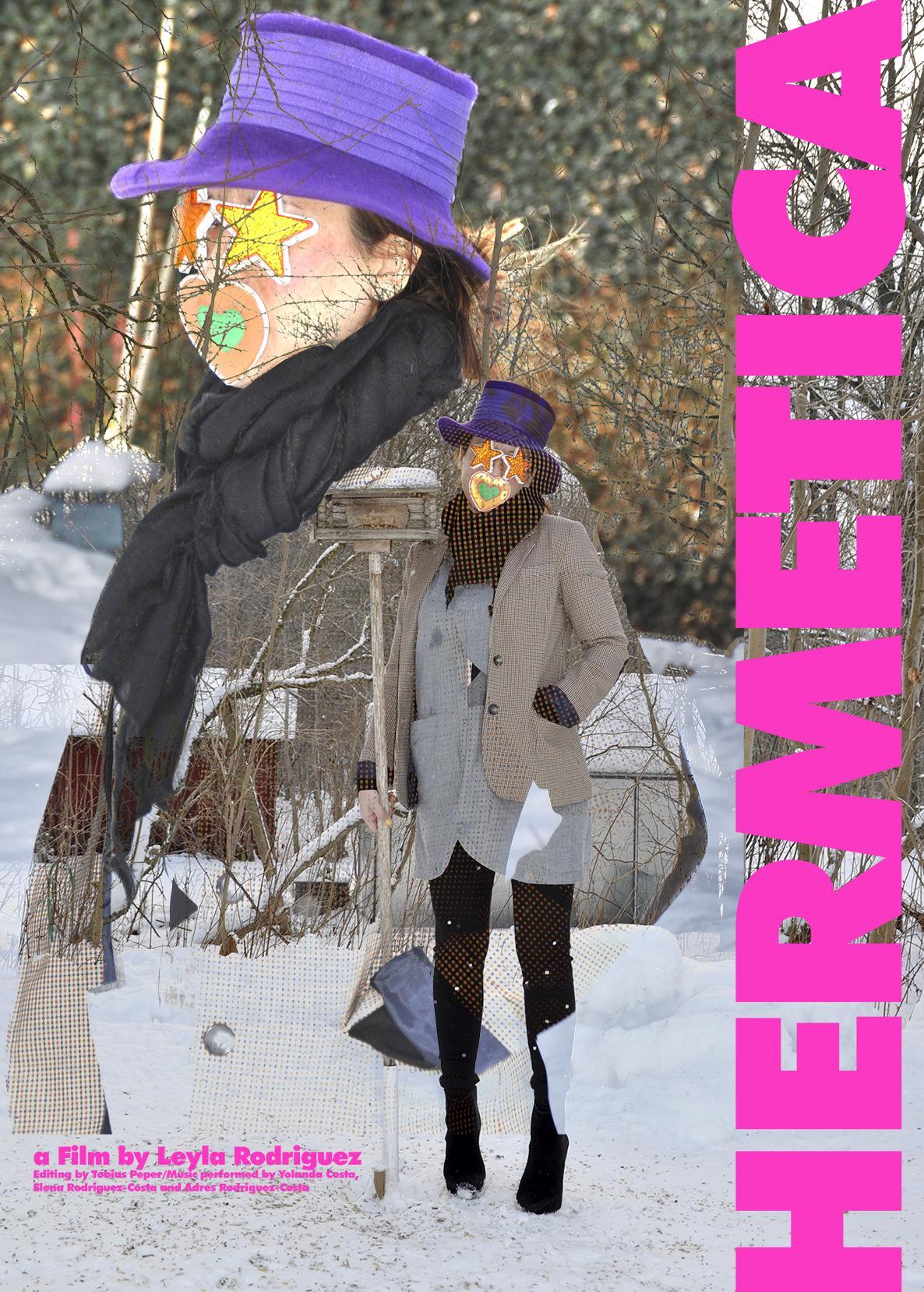 """HERMETICA"" 2018   FILM by Leyla Rodriguez, graphic Federico Gomez"