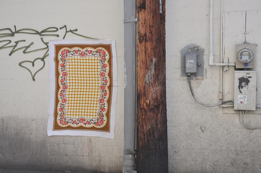 Homeless - Textiltaggx, Isle of Lox, Leyla rodriguez